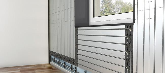 roth climacomfort panelov syst m podlahov topen roth. Black Bedroom Furniture Sets. Home Design Ideas